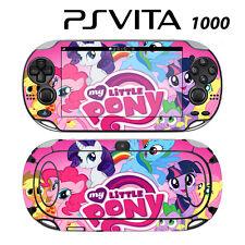 Vinyl Decal Skin Sticker for Sony PS Vita PSV 1000 Little Pony Friendship 4