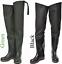 thumbnail 1 - Hip Wader with Boots for Fishing, Hunting, Farming, Gardening, Washing