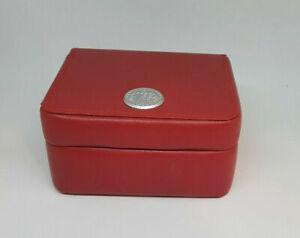 Nuovo-di-zecca-OMEGA-ROSSO-Watch-Box-Case