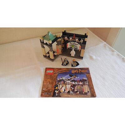 Lego - Harry Potter Set 4704 + Figuren + BP