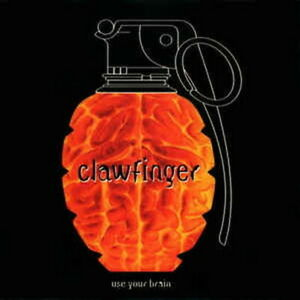 Clawfinger-Use-Your-Brain-Power-Pay-The-Bill-1995-Warner-MVC-CD-Album