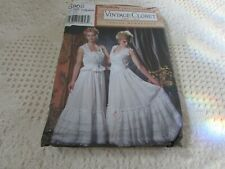 Simplicity 5905 Vintage Closet Misses Undergarments Cosplay Pattern Sizes 14-20