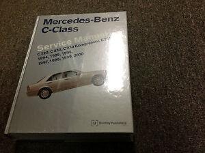 1994 1995 1996 1997 1998 1999 2000 mercedes c class for 1998 mercedes benz c230 repair manual