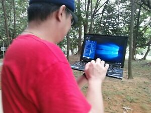 Skull-Head-Lenovo-X201-Laptop-i5-HDD-320GB-8GB-WiFi-Bluetooth-Office-Sale-Yishun