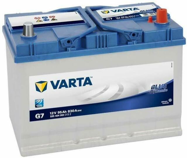 BATTERIA AUTO VARTA Blue Dynamic 595 404 083 - 95 Ah - 830 A -173x306x225 - 95Ah