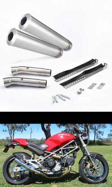 Danmoto ECHAPPEMENT GP Conical Ducati Monster 600 - All Years EX222