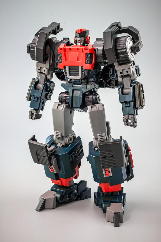 [giocattoli Hero] In  He MMC R-34 Justice Division DJD Roller Tarn R34  vendita scontata