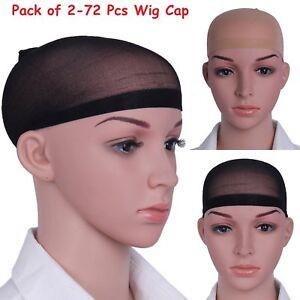 Caricamento dell immagine in corso Parrucca-Cap -maglia-calza-traspirante-elasticizzato-TESSITURA-CAPELLI- 9446c65f68ac