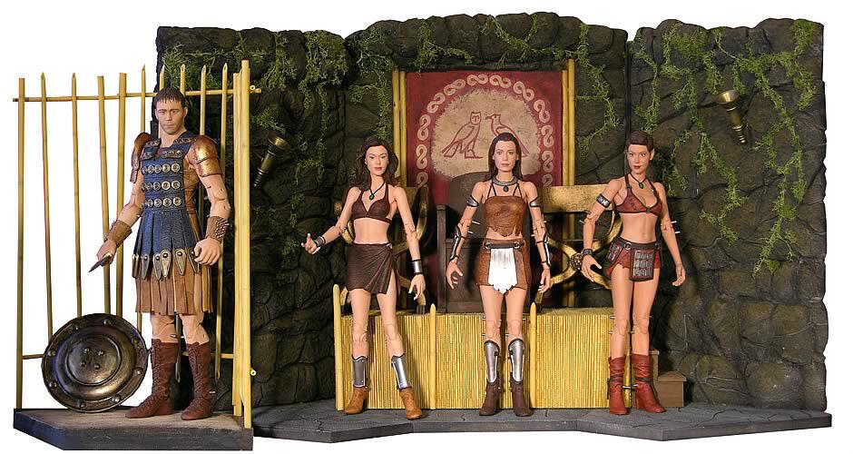 CHARMED ZAUBERHAFTE HEXEN HAUNTED 4 PVC figures 15cm by Sota