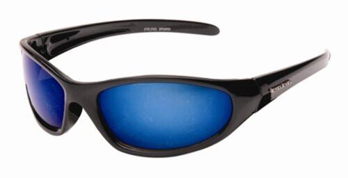 Hommes Femmes Enveloppante Style Lunettes de soleil de sport par Eyelevel argent ou Bleu Lentille