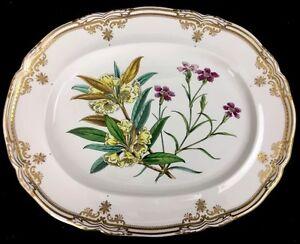 spode stafford flowers fine bone china porcelain large. Black Bedroom Furniture Sets. Home Design Ideas
