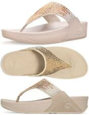 NEW FitFlop Flare Pebble  US 8, UK 6, EUR 39, MSRP $99