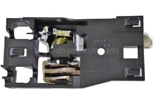 fits Toyota Avalon Inside Interior Door Handle Beige Ivory Chrome Lever Left