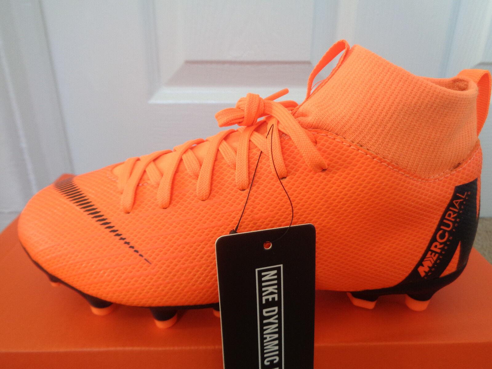 Nike súperfly 6 Academia GS mg Fútbol botas AH7331 810 1 EU 33 nos 1.5 y NUEVO