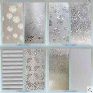 45cmx2m Pvc Frosted Privacy Frost Bedroom Bathroom Glass