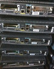 Cisco 1721 CISCO1721 1700 Series Router  No Power Supply ***Lot of 10