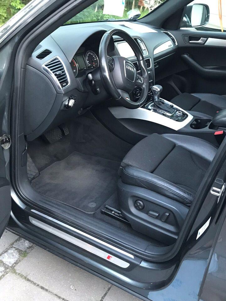 Audi Q5, 3,0 TDi 240 S-line quattro S-tr., Diesel