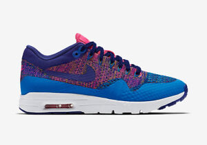 22d4d61a26f13  180.00 Nike Women s W Air Max 1 Ultra Flyknit Photo Blue   Royal ...