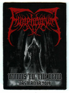 Funebrarum-Hymns-to-the-dead-woven-patch-Death-Metal-Incantation-Ignivomous