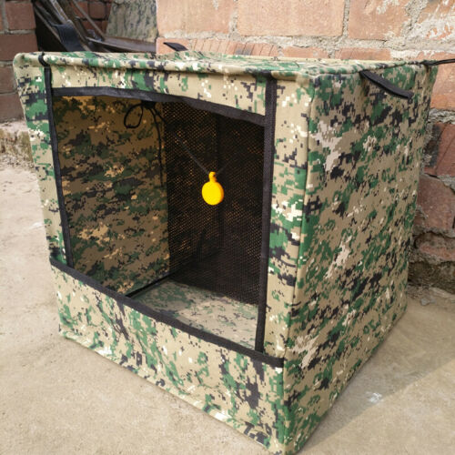 For Practice Target Foldable Hunting Recycle Ammo Slingshot Target Box Hot 2019