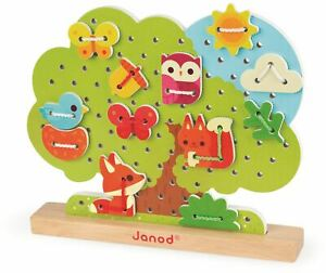 Janod-LACE-UP-TREE-Wooden-Toy-BN