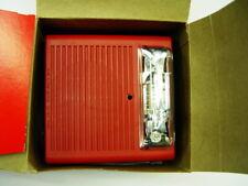 Wheelock As 121575w Fr Fire Alarm Audible Strobe