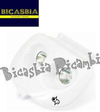 7451 - MASCHERA BIANCA CON FARO ALOGENO MBK 50 BOOSTER SPIRIT YAMAHA BW'S 2004