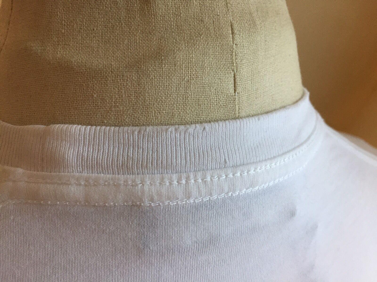Dsquarot ² Kalt Weiß Doppel Pumps Muskel Knopfzelle Mates Weiche Weiche Weiche Baumwolle 159d26