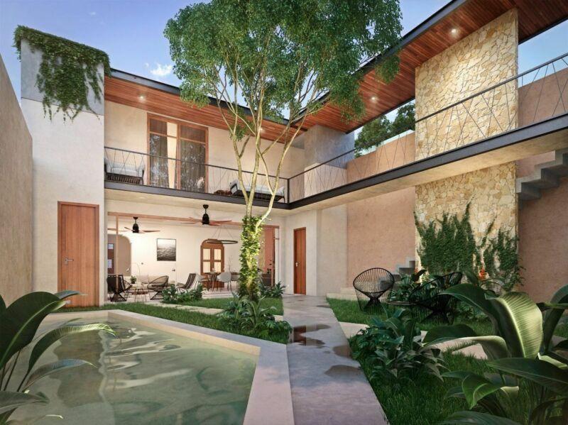 """""""Casa Mirador"""" en venta en el Centro de Mérida"""