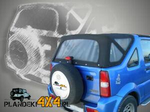 Suzuki-Jimny-Plandeka-Dach-Soft-Top-Verdeck