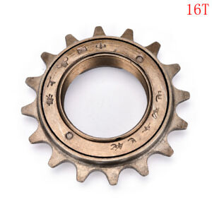 1pc BMX Bike Bicycle Race 16T Tooth Single Speed Freewheel Sprocket Part new 7N