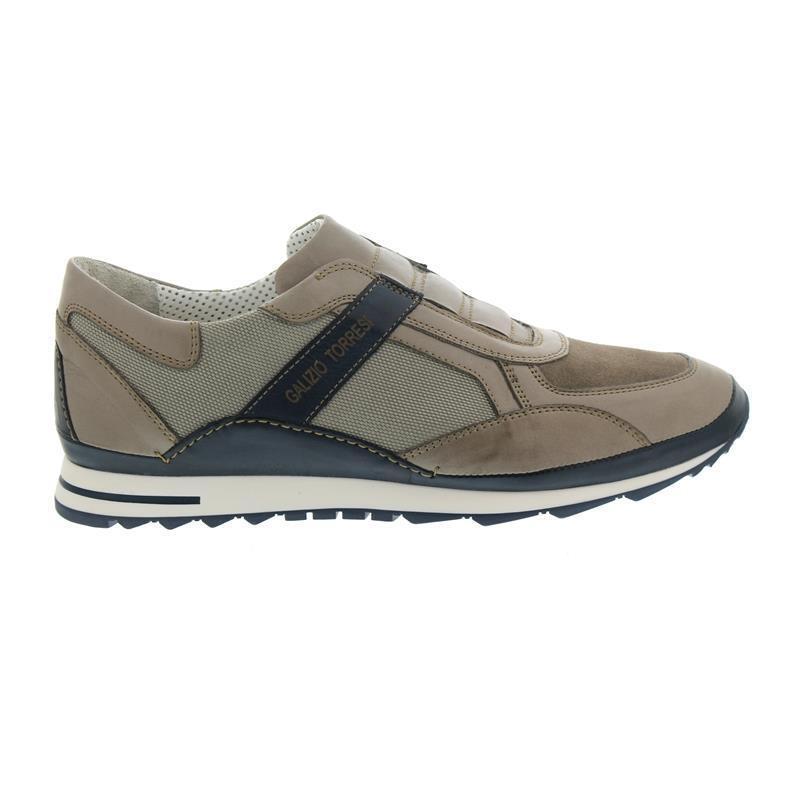 Galizio Torresi Sneaker, Foulard Perla / Tessuto / Foulard, Wechselfußbett 41247