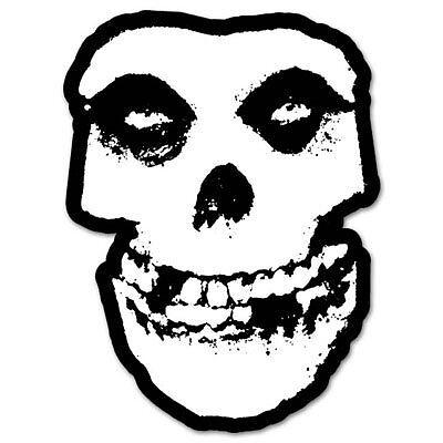 Misfits Skull Danzig Classic Rock Band Vinyl Car Sticker
