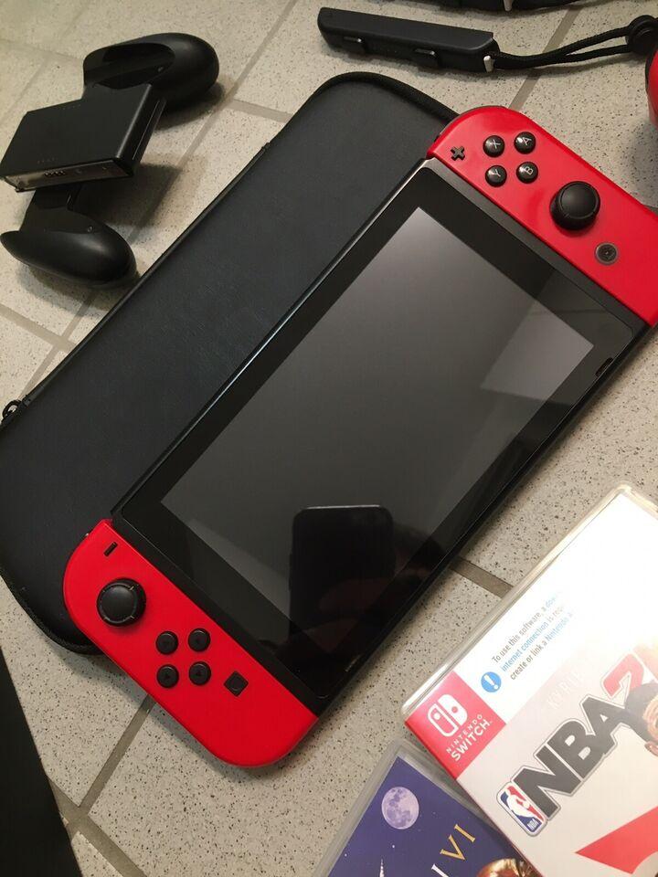 Nintendo Switch, Nintendo switch
