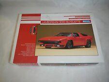 GUNZE SANGYO Lamborghini Silhouette 3000 1/24 Scale Model Kit #G-130 RARE!!