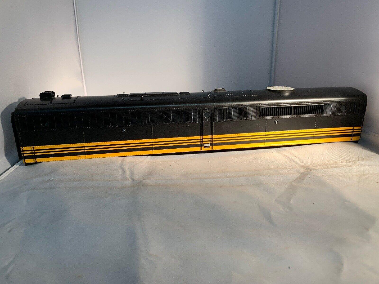 6204503002 SHELL   D&RGW ALCO PB-1 B (bud45)