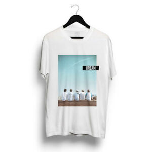 DAY6-OFFICIAL-GOODS-T-Shirts-DAY6-2nd-Concert-Goods-white-Size-M