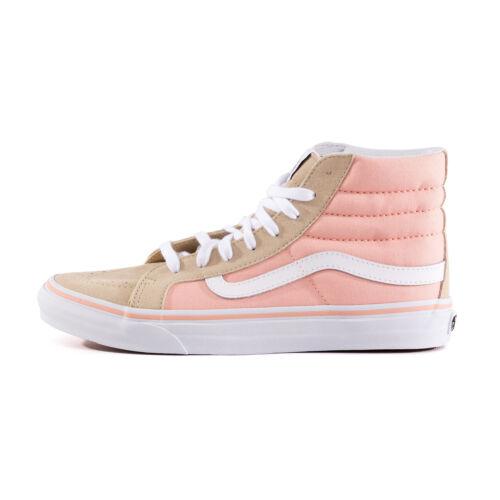 Chaussures Dames Vans 51241 Baskets hi Sk 8 Slim axqwAI1Xq