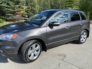 Acura RDX SH-AWD Turbo with only 94,000 km