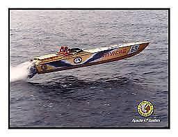 Apache Powerboats Apparel