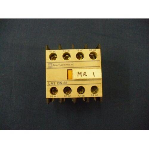 Auxilary Contact Block LA1-DN22 Telemecanique LA1DN22