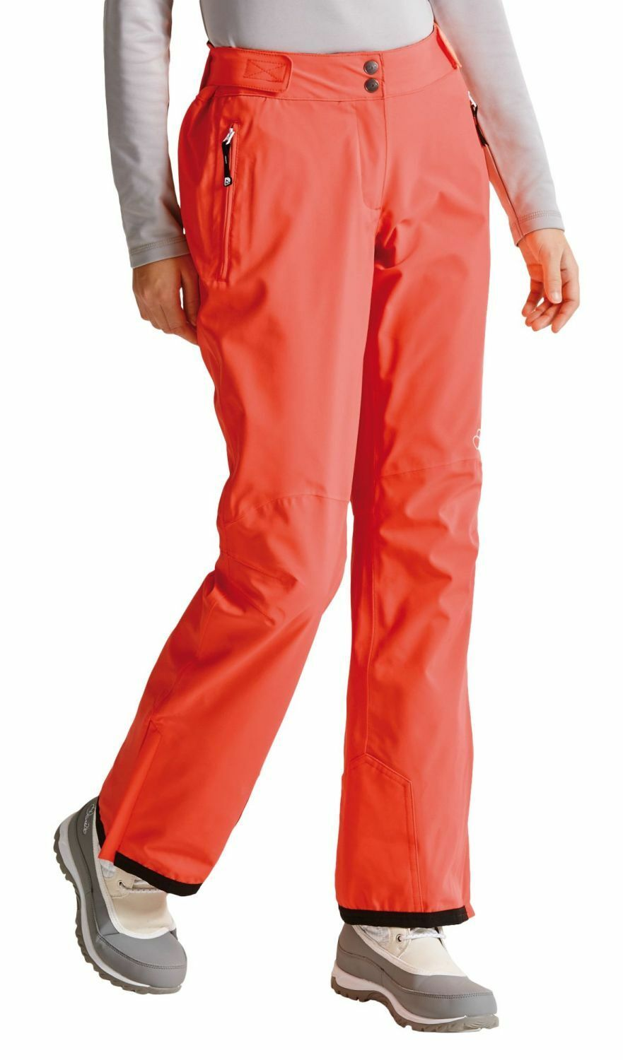 Dare 2b women pants ski soil for II Fiery  Coral  to provide you with a pleasant online shopping