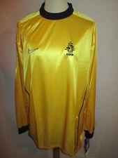Holland 1998-1999 Player Issue code 7 Goalkeeper Football Shirt Size XXL /32158