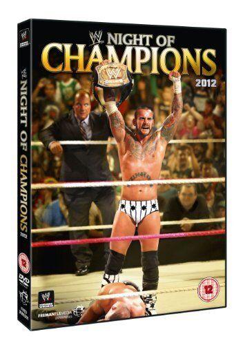 WWE Night Of Champions 2012 [DVD] - Randy Orton; The Miz