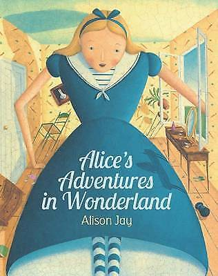 (Good)-Alice in Wonderland (Board book)-Alison Jay-1910646067