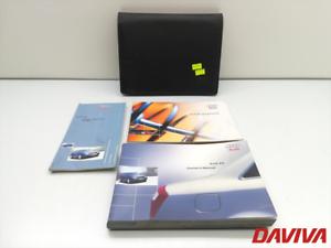 2003 Audi A4 3 0 Quattro Petrol Owners Manual Service History Hand Book Ebay
