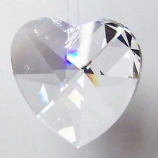 Sun luchador sueco cristal corazón 40 mm ventana decorativas feng shui