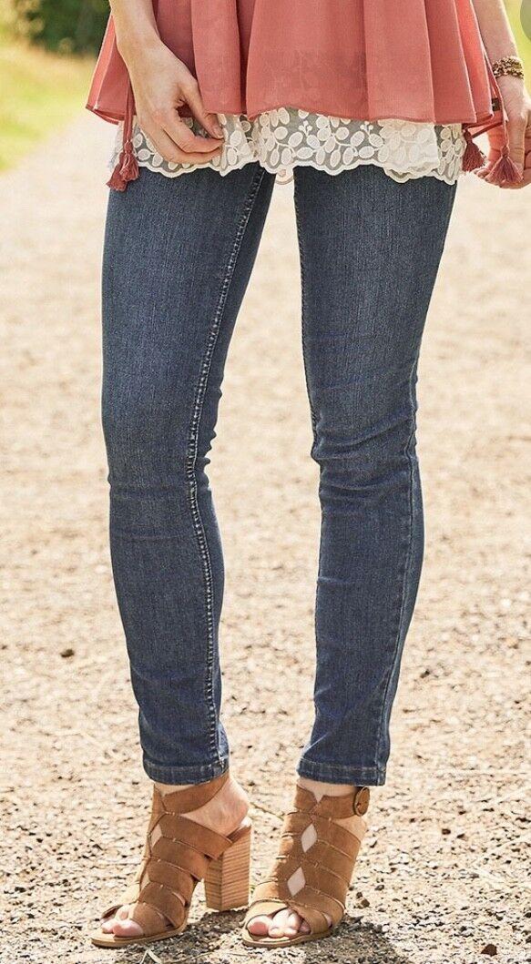 Womens Matilda Jane Choose your own path Soar Ahead Jeans size 2 NWT S O