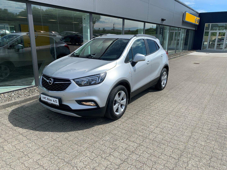Opel Mokka X 1,6 CDTi 136 Enjoy