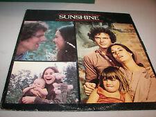 Sunshine Original TV Soundtrack John Denver LP VG+ MCA-387 1973